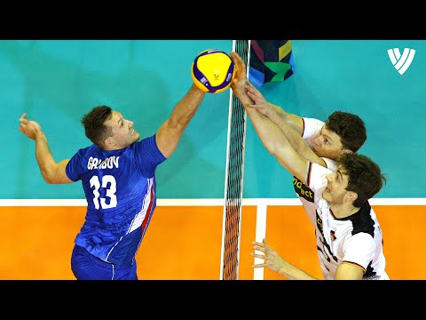 Who will win the big Point? | CEV Men's Tokyo Volleyball Qualification 2020
