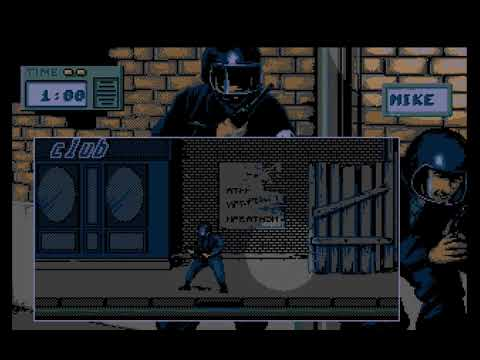 Hostages Amiga, la última partida de 2017. Feliz año!!!
