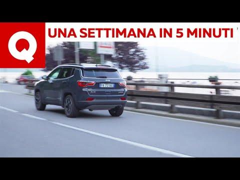 Una settimana in cinque minuti: Jeep Compass 1.4 Multiair 4WD