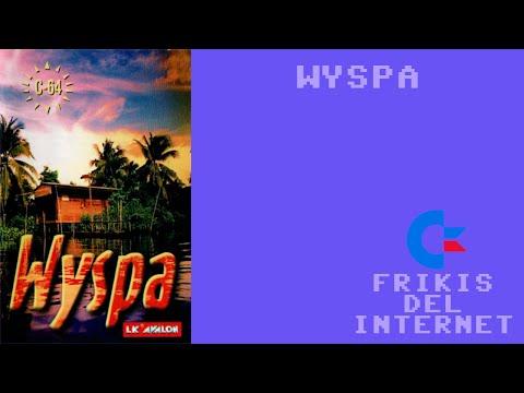 Wyspa (c64) - Walkthrough comentado (RTA)