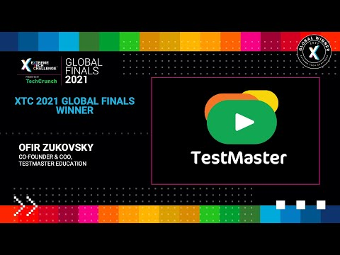 Extreme Tech Challenge Global Finals: Startup Pitches Part 1 - Testmaster