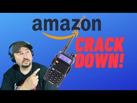 Amazon Crackdown on RF Devices - Ham Radio