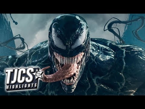 New Venom Poster Keeps Venom Front And Center