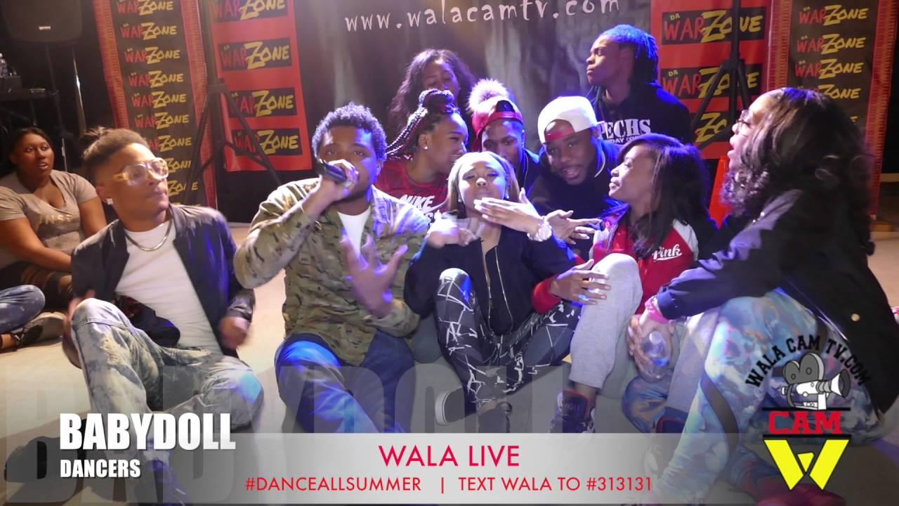 WALACAMTV.COM ITS ON... - Special Performance - BABYDOLL