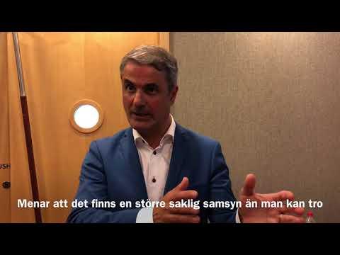 Intervju Ibrahim Baylan 3 juli 2018