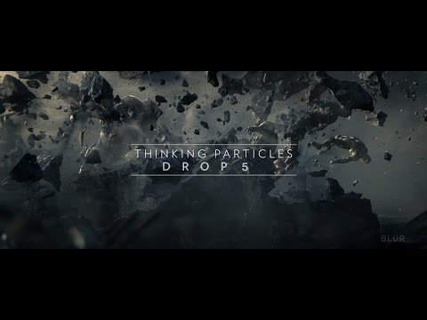 thinkingParticles Drop 5 New Features Video