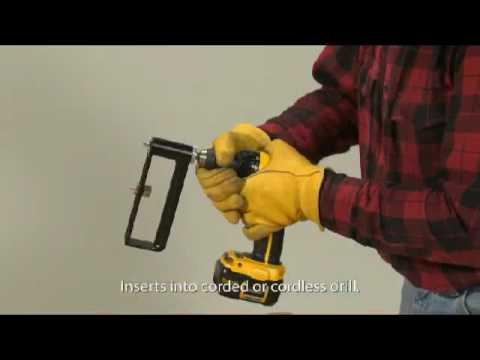 Malco Hole Cutters HC1 HC2