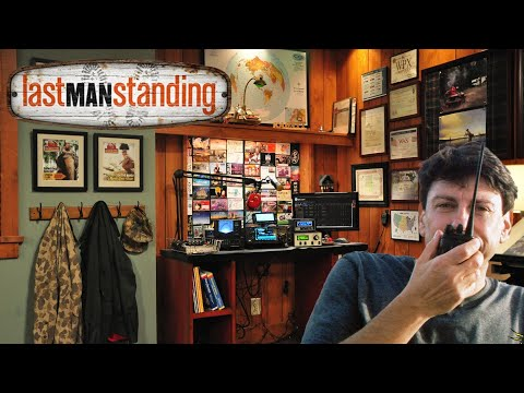 Interview with John Amodeo AA6JA - Last Man Standing Producer