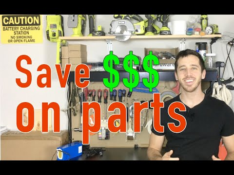 China's 11/11 Shopping Holiday - save $$$ on e-bike parts!