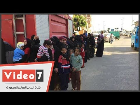 معلمة بتربية سوهاج: هنرشح السيسى .. كفاية عايشنا فى أمان