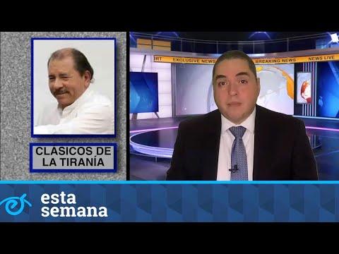 Los rehenes de Ortega, fiscales-vampiros, y el culto a San-Dino en La Última Mirada News