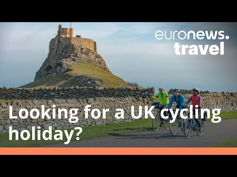 Looking for a UK cycling holiday? Check out this 5-day route through England and Scotland