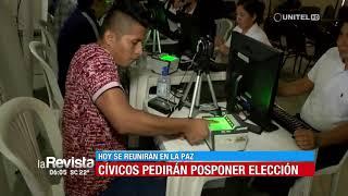 Presidente Comité cruceño participará la reunión de cívicos en la ciudad de La Paz