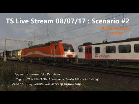 RJ Laatste Wadlopers op Krammerdijks Livestream 080717