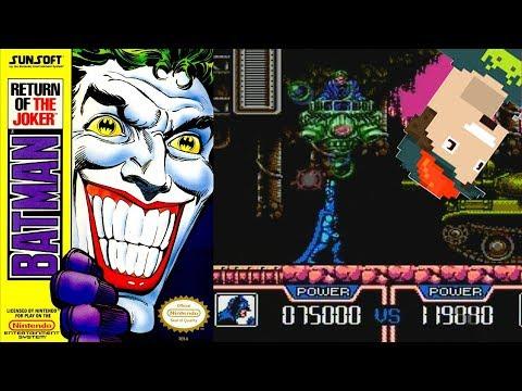 Batman: Return of the Joker NES || Hazme Recordar