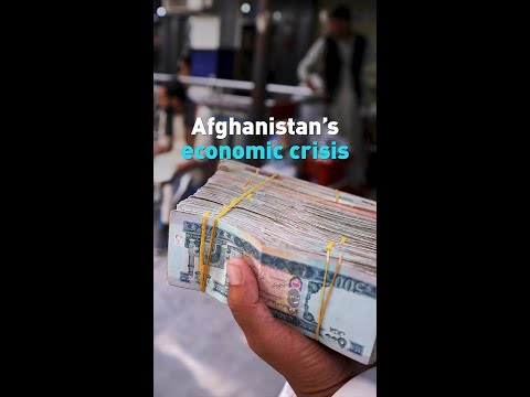 Afghanistan's economic crisis