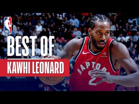 Best of Kawhi Leonard So Far This Season