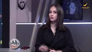 لمياء عبدالعزيز لطارق الحربي : انا جالدة البنات في مدينة الألعاب