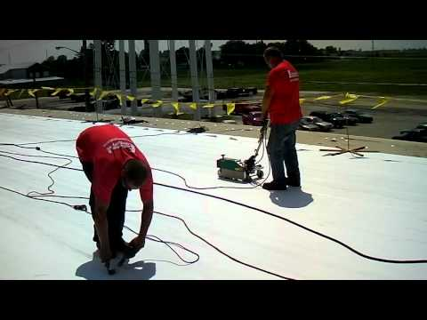 Carlisle TPO Roofing System - Cotterman & Company Inc.