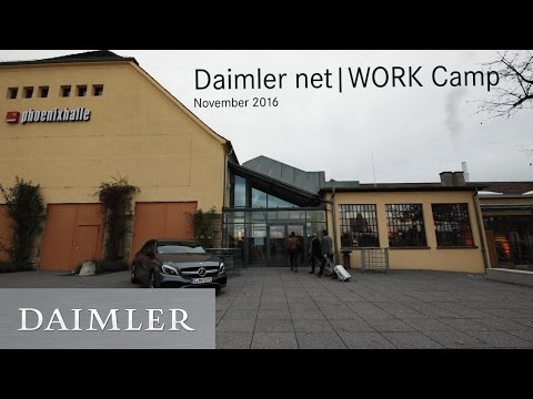 DigitalLife@Daimler: net|WORK Camp 2016 #nwc16