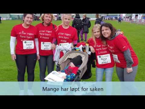 Team Barnekreftforeningen KK mila 2017