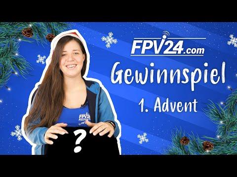 1. Advent – FPV GEWINNSPIEL zu Weihnachten 🎄   #fpv24xmas