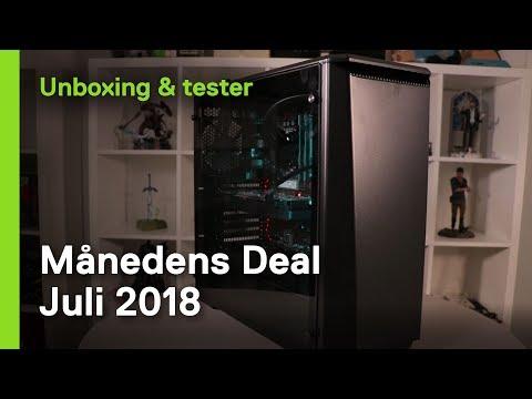 Månedens Deal Juli 2018
