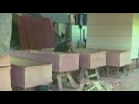 Coffin industry boom as Indonesia becomes virus hotspot