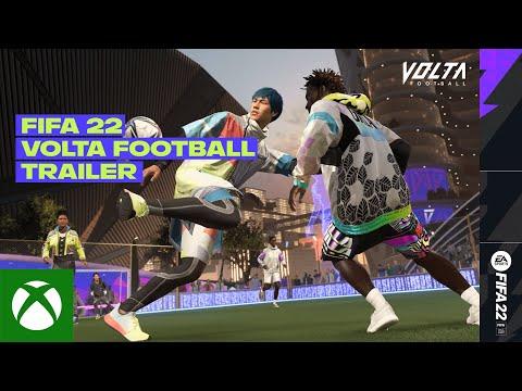 FIFA 22   Official VOLTA FOOTBALL Trailer
