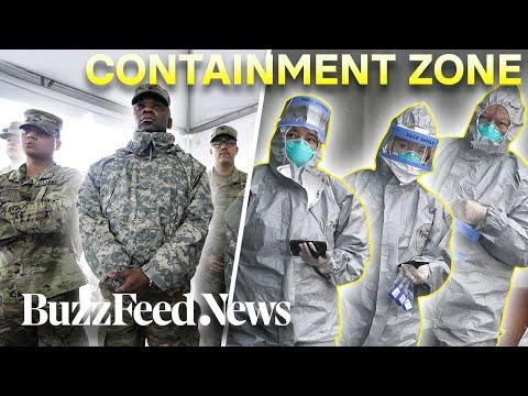 Inside America's First Coronavirus Containment Zone