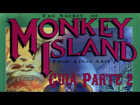 Guía de The Secret of Monkey Island - Parte 2