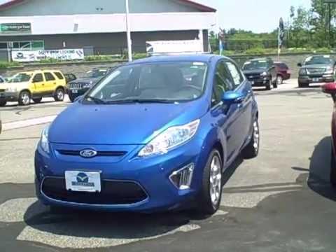 Ford Fiesta hatchback caught in lenses