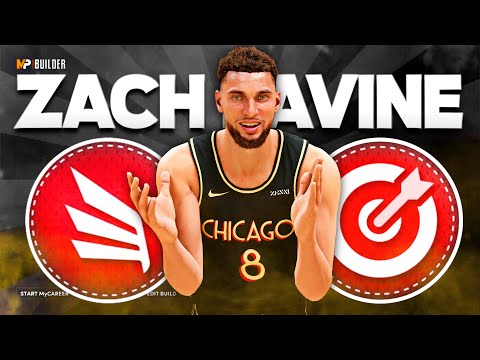 BEST ZACH LAVINE BUILD ON NBA 2K21 NEXT GEN! BEST GUARD SCORING MACHINE ON NBA 2K21 NEXT GEN!