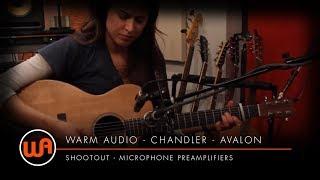 Warm Audio Preamp Shootout