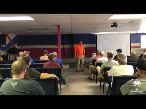 Church Safety at ASP National Conference (Part 10): Verbal Judo/Church Medical Plan