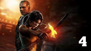 Прохождение Tomb Raider — Часть 4: Рюкзак Ротта