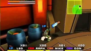 TMNT 3: Mutant Nightmare Прохождение: Эпизод 21