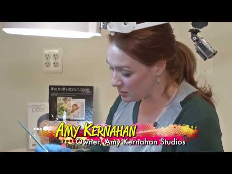 Talk of the Town with Amy Kernahan Studios (Part 2)
