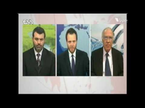 Β. Λεβέντης / ENA TV Λαμίας / 13-1-2017