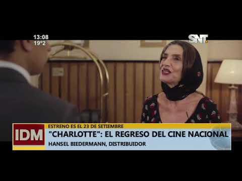Película 'Charlotte': El regreso del cine nacional