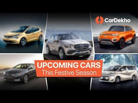 Top 10 Upcoming Cars in India 2019 | Maruti S-Presso, Tata Altroz, Toyota Vellfire & More | CarDekho