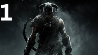 The Elder Scrolls V Skyrim Walkthrough Part 1 - Intro Crash Fix