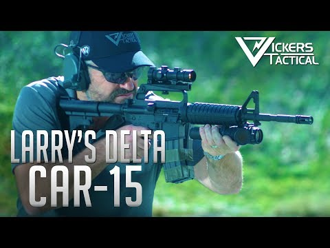 Larry's Delta CAR-15