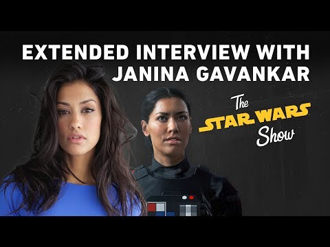 Battlefront II Interview: Janina Gavankar on Iden Versio's Backstory and Why It's a Dream Role