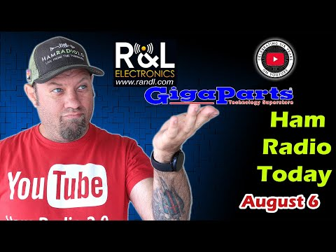 Ham Radio Today - Events and Shopping Deals for August 2021