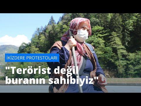 İşkencedere'de taş ocağına karşı direnen köylüler: Rant talanına son verilsin