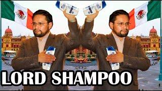 LORD SHAMPOO (ex ministro de evo morales con las manos en la masa)