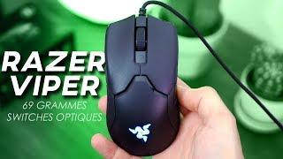 vidéo test Razer Viper par GamerTech