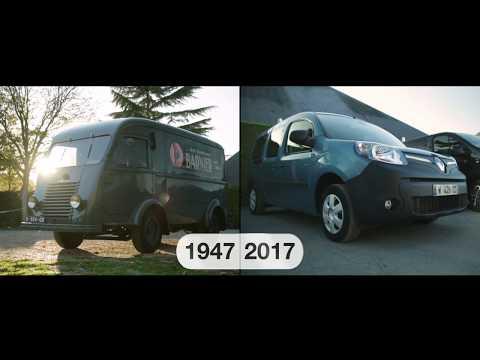 Renault 1000kg & Nouveau Kangoo Z.E.   Renault Classic