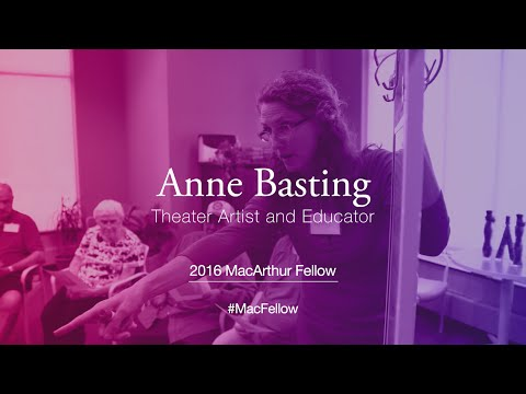 Theater Artist and Educator Anne Basting | 2016 MacArthur Fellow